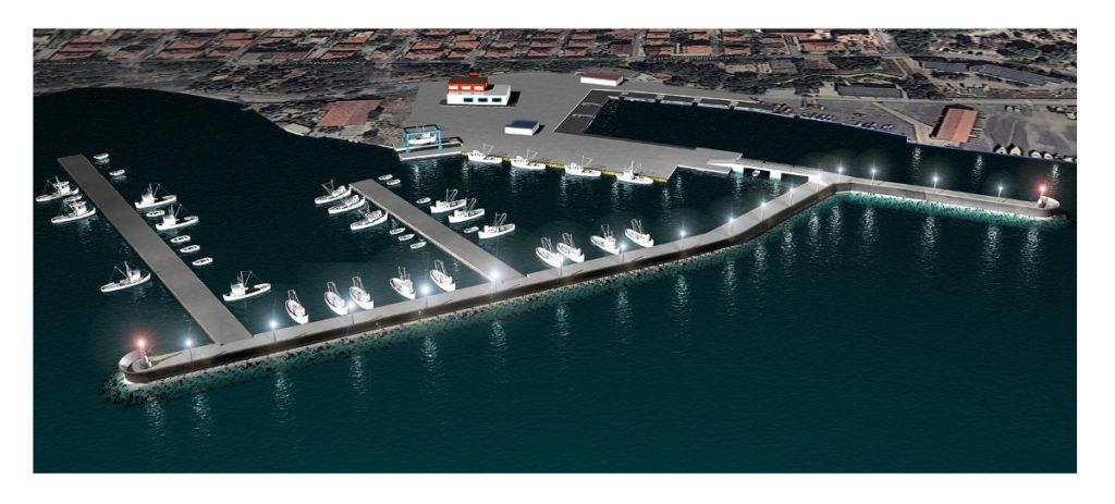порт 2 1 1024x463 - В Царево смогут швартоваться большие яхты