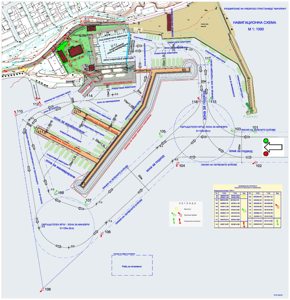 порт 3 989x1024 - В Царево смогут швартоваться большие яхты