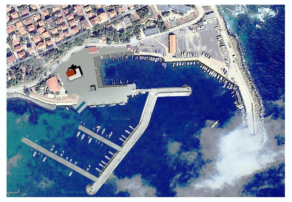 порт 4 1024x707 - В Царево смогут швартоваться большие яхты