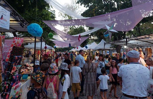 Zanaqti - В Царево открылся фестиваль ремесел и искусств